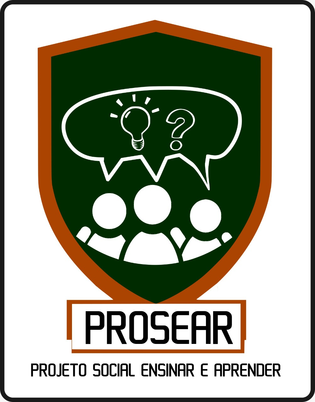 PROJETO SOCIAL ENSINAR E APRENDER - PROSEAR